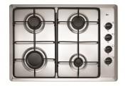 Table de cuisson gaz Inox 4 feux TEKA - HLX 50 4G AL