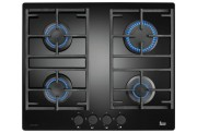 Table de cuisson gaz 4 foyers TEKA - CGW_LUX_4G_AI_AL_TR