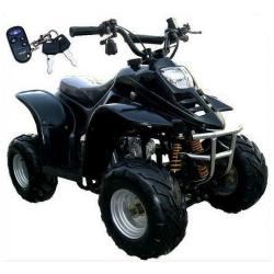 Quad 125cc Enfant Noir