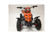 Pocket Quad Electrique 800W REPTI Orange