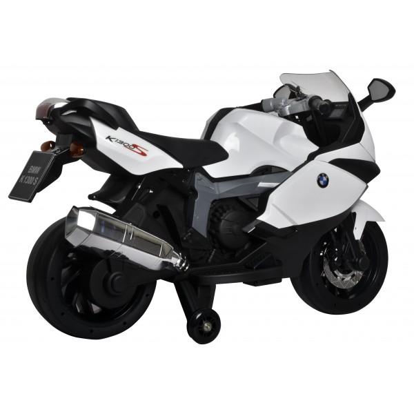 moto lectrique blanche bmw k1300r neocentre. Black Bedroom Furniture Sets. Home Design Ideas