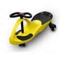 Porteur Drift avec roues silencieuses jaune