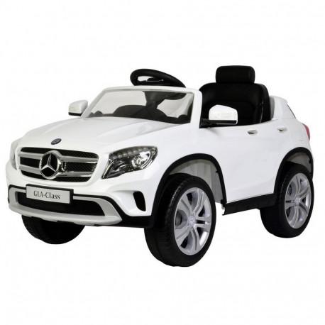 Gla Benz Mercedes Enfants Électrique Blanc Voiture Neocentre Pour fb6vYyg7