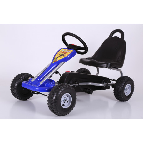 Kart pour enfant FAST&BABY blanc