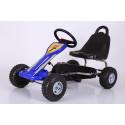 Kart pour enfant FAST&BABY BLEU
