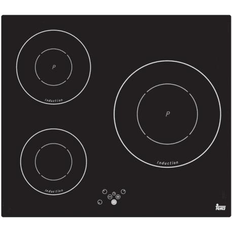 Table de cuisson à induction 3 zones TEKA - IB 63