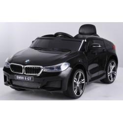 Véhicule électrique BMW 6 GT noir