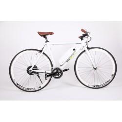 Vélo électrique Homme ø700 Blanc