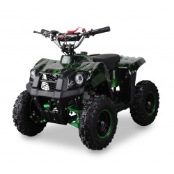 Pocket Quad 49cc GRIZZLY Noir