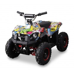 Pocket Quad 49cc GRIZZLY Color