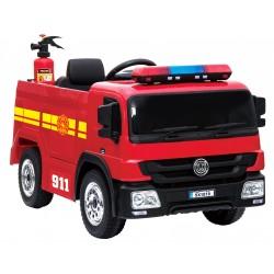Camion de Pompier électrique FAST AND BABY
